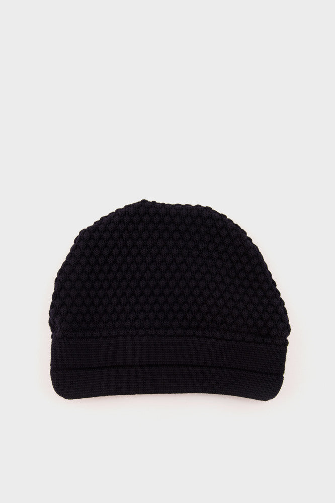 Torso Knitted Hat Navy -