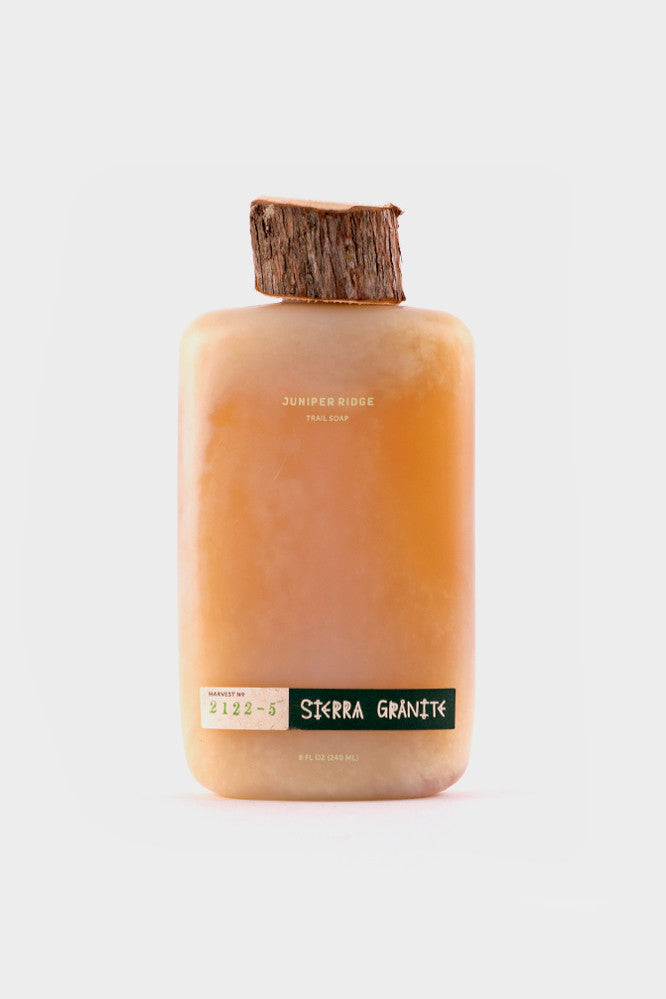 Juniper Ridge Sierra Granite Trail Soap -