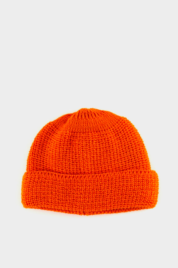Heimat Trawler Beanie Rescue Orange