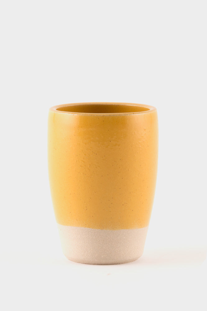 Dor & Tan 8oz Tumbler- Gorse Yellow