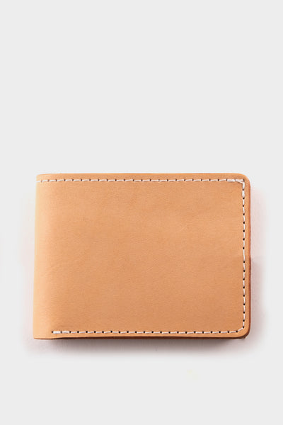 Tanner Goods Utility Bifold - Natural