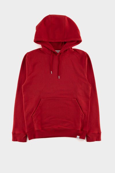 Norse Projects Vagn Classic Hood Askja Red