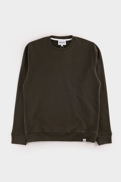 Norse Projects Vagn Classic Crew Ivy Green