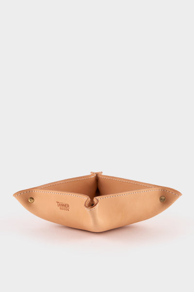 Tanner Goods Vallet Tray - Natural