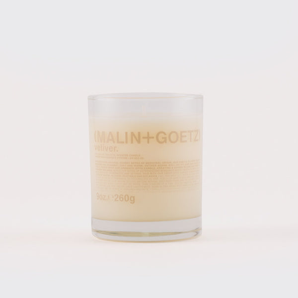 Malin + Goetz Vetiver Candle -  - 1