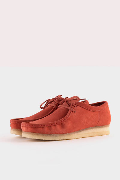 Clarks Originals Wallabee Clay Suede