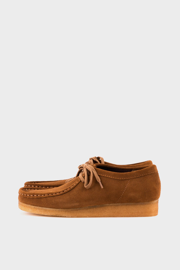 Wallabee Cola Suede -  - 1