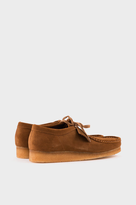 Wallabee Cola Suede -  - 3