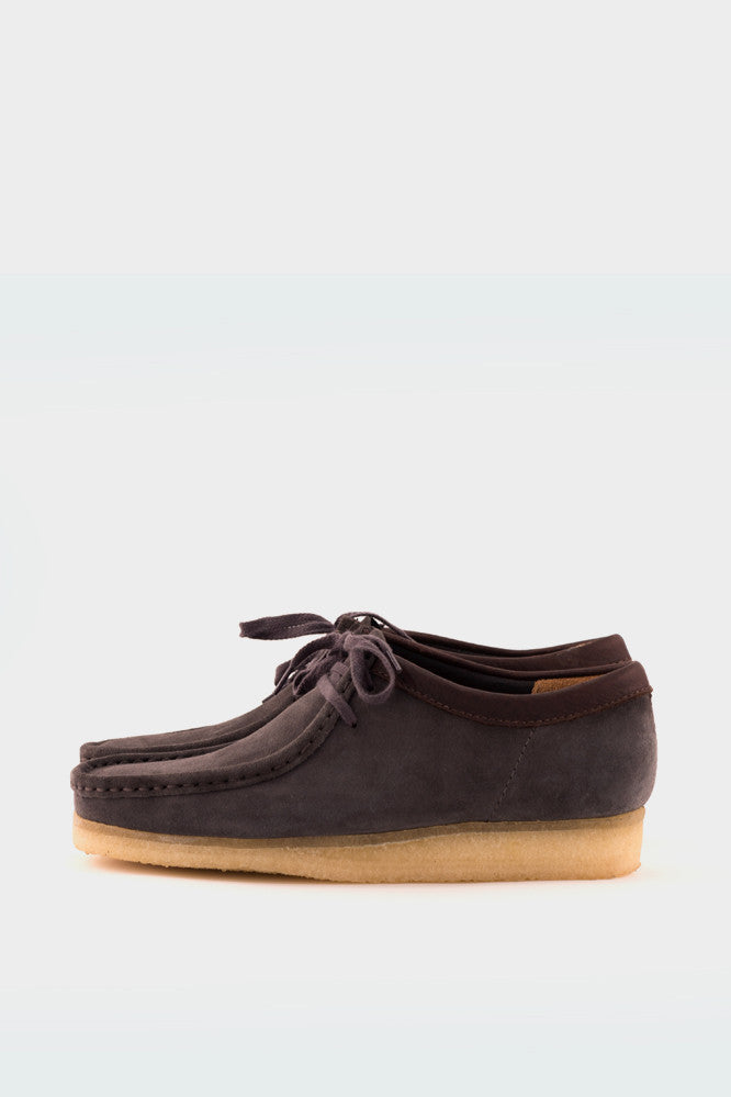 Wallabee Suede Charcoal -  - 1