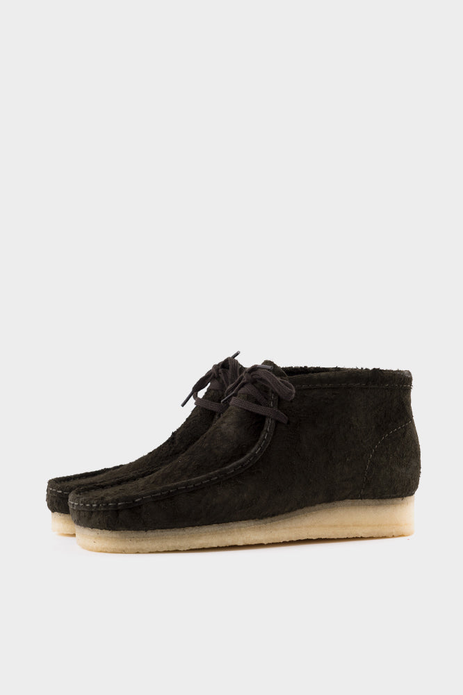 Clarks Originals Wallabee Boot - Dark Green