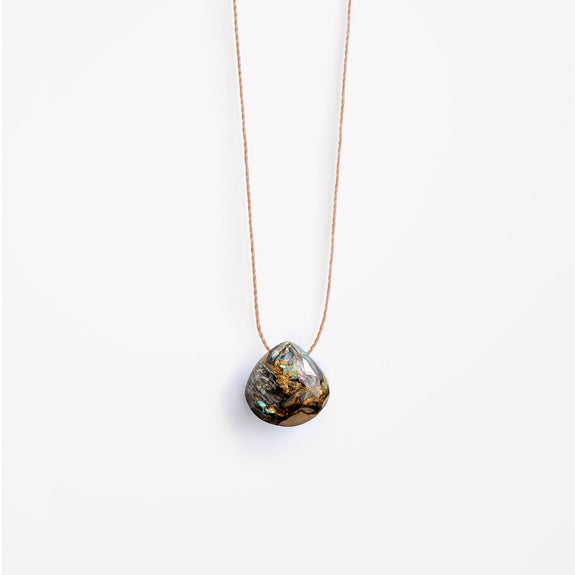 "Wanderlust Life 18"" Necklace Puau Shell"