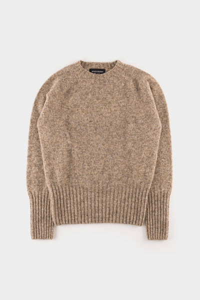 Seven.stones Womens Knit Sweater Putty