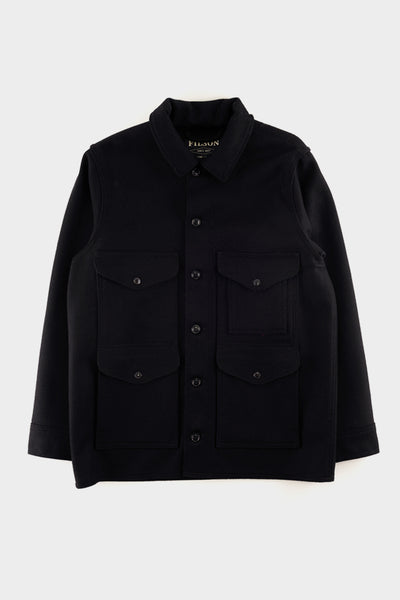 Filson Mackinaw Cruiser Jacket Dark Navy