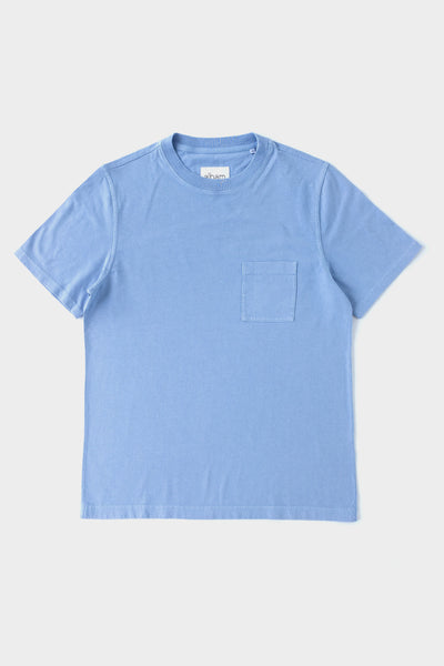 Albam Workwear SS Tee Light Blue