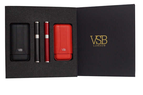 Red and Black Gift Set - VSB London