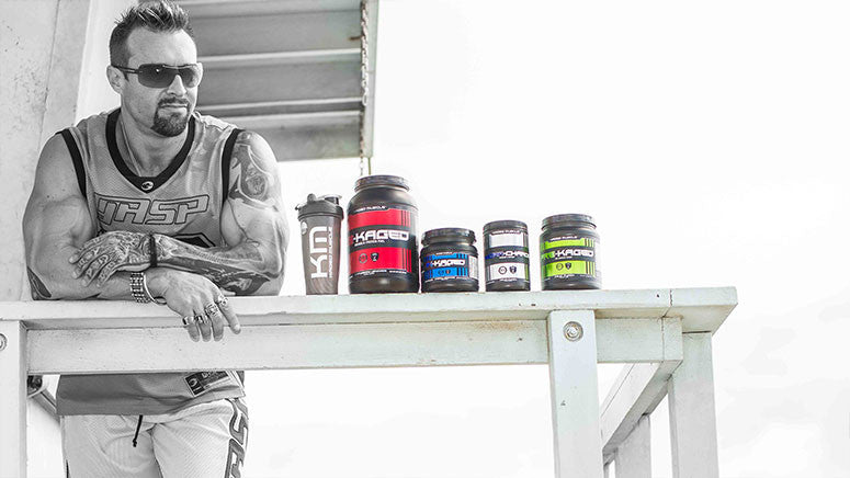 5 Supplements You Can't Train Without