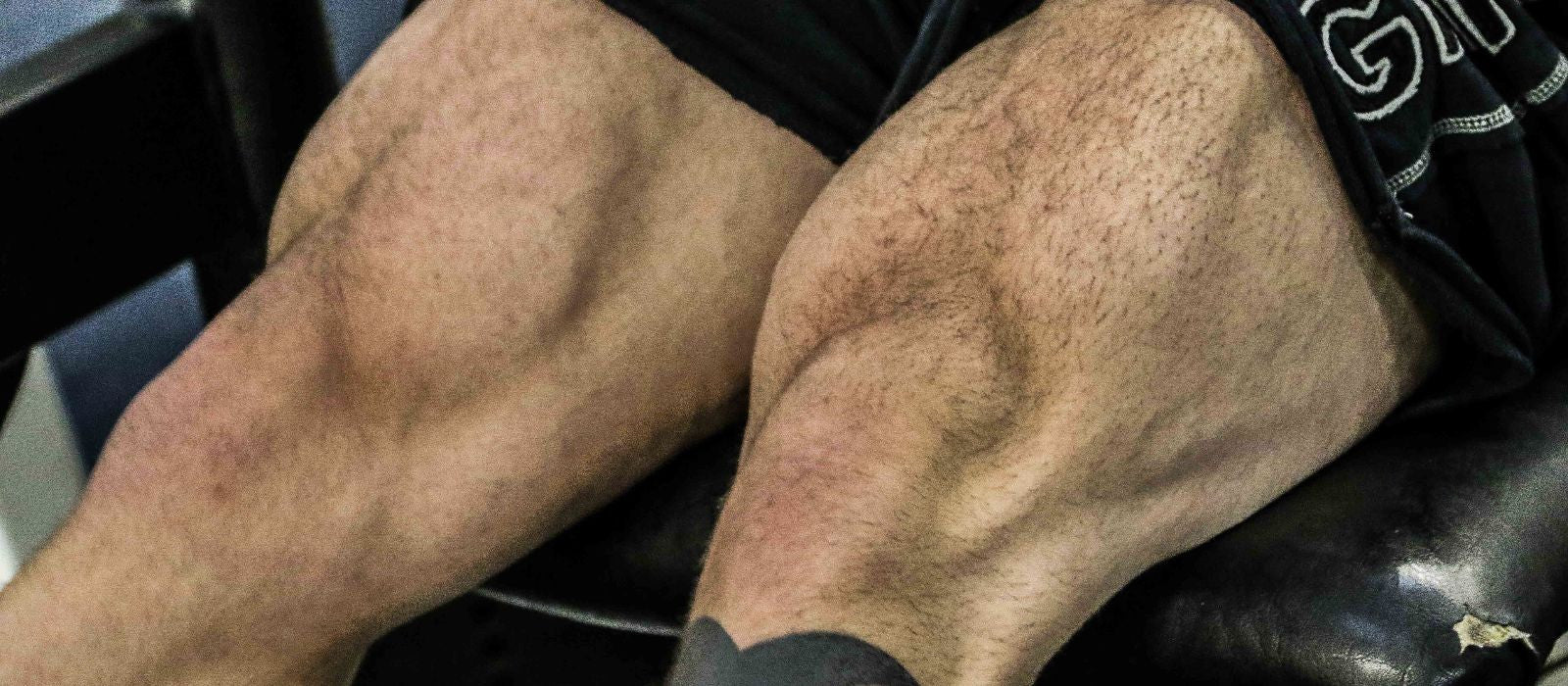 Kris Gethin Smashing Legs After the 2015 Mr. Olympia
