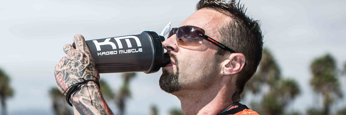 Kris Gethin's Favorite Supplement