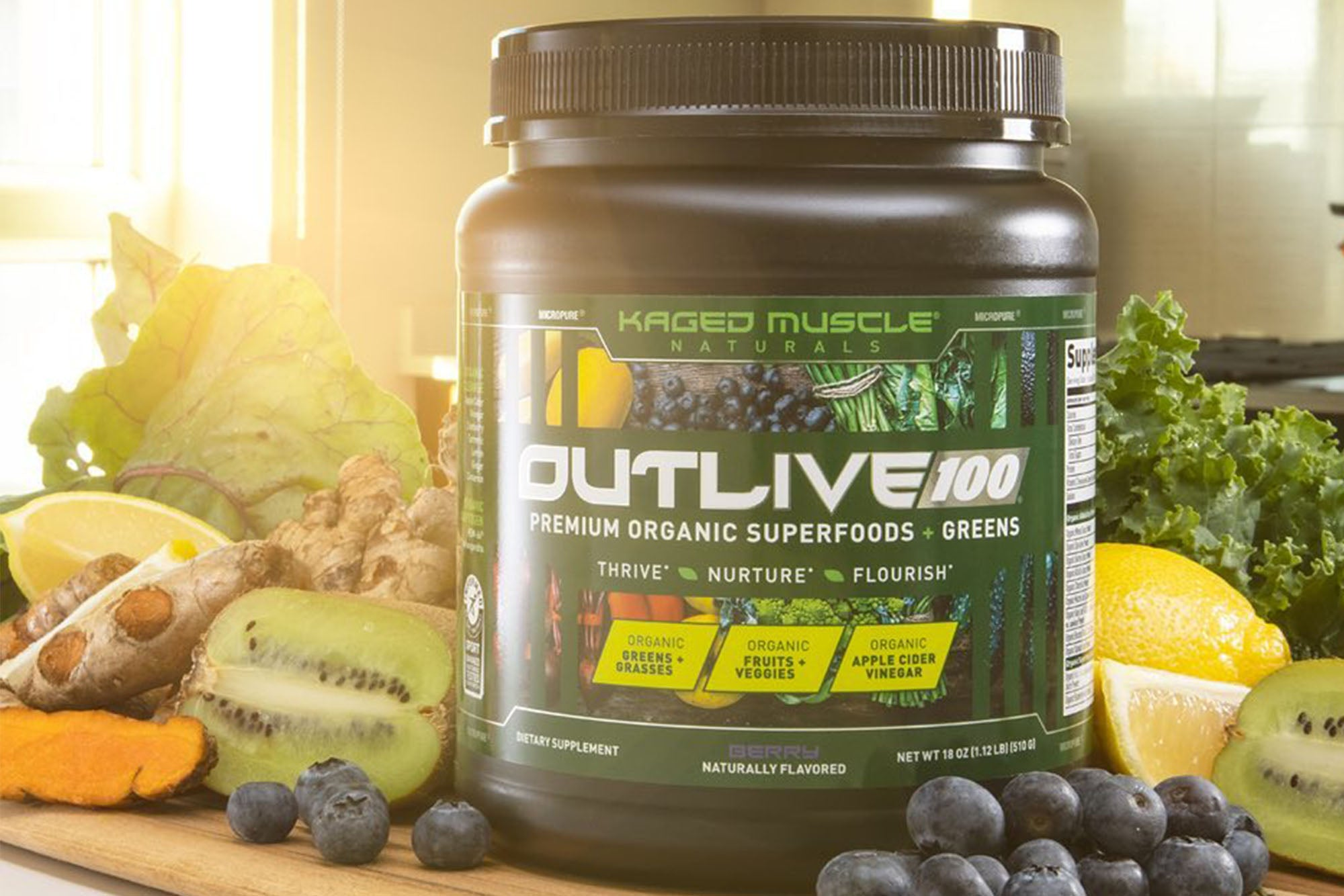 Outlive 100 Super Smoothie Recipe