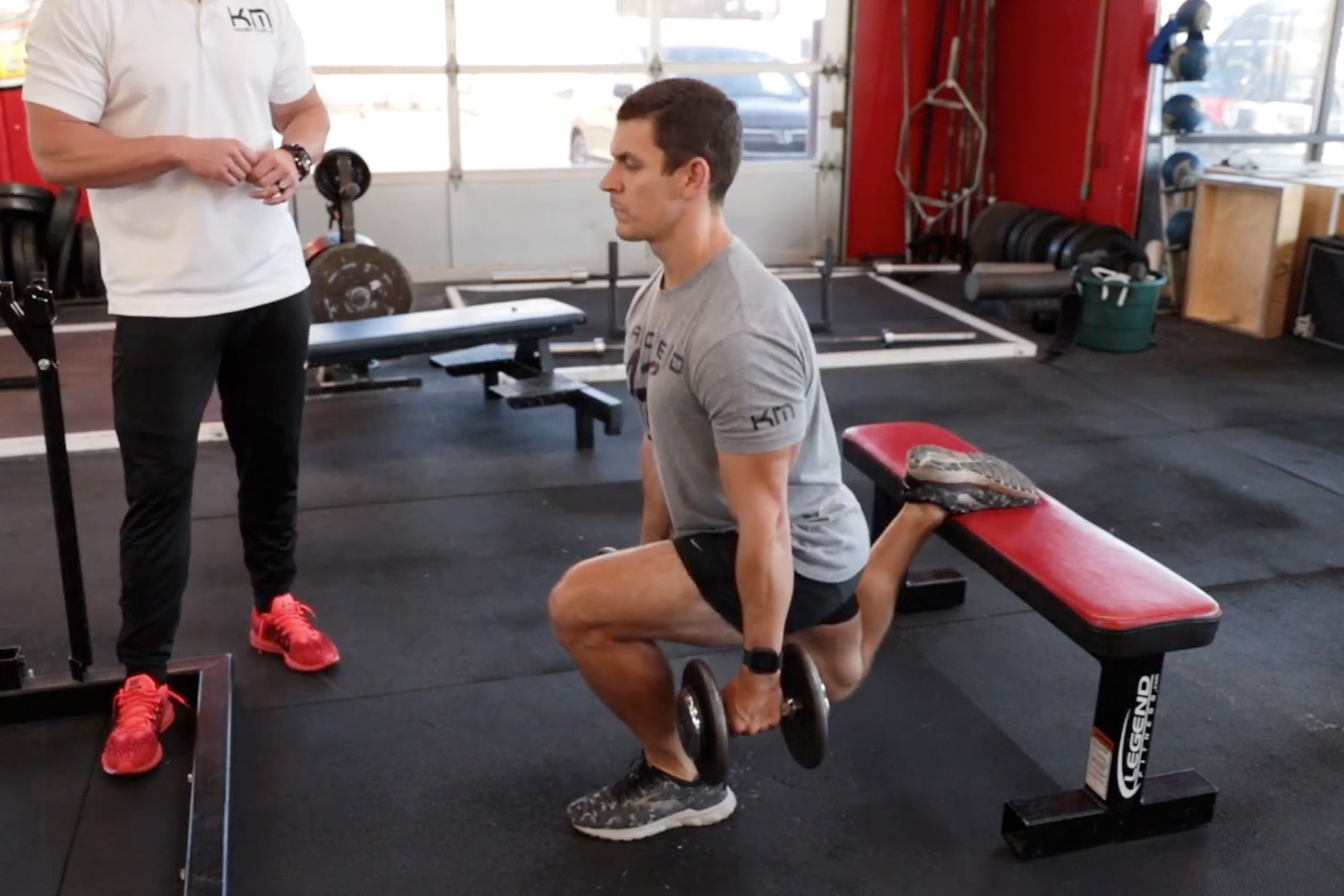 How to do the Bulgarian Split Squat