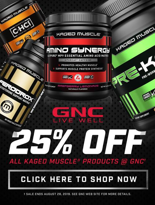 Buy the Best Supplements Online | Kaged Muscle Innovation at Work