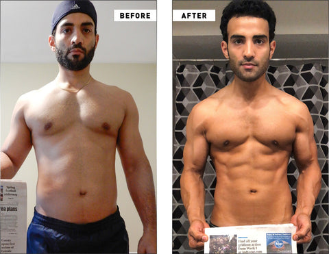 Transformation feature vikram jeet why did you decide to do this muscle building trainer what was that aha moment altavistaventures Image collections