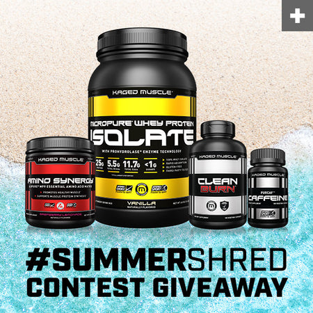 Summer Shred Giveaway