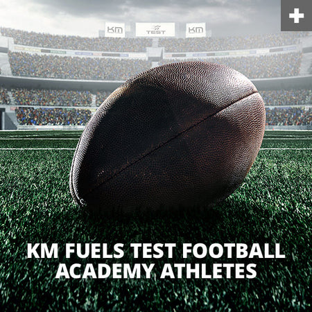 KM FUELS TEST FOOTBALL ACADEMY ATHELTES