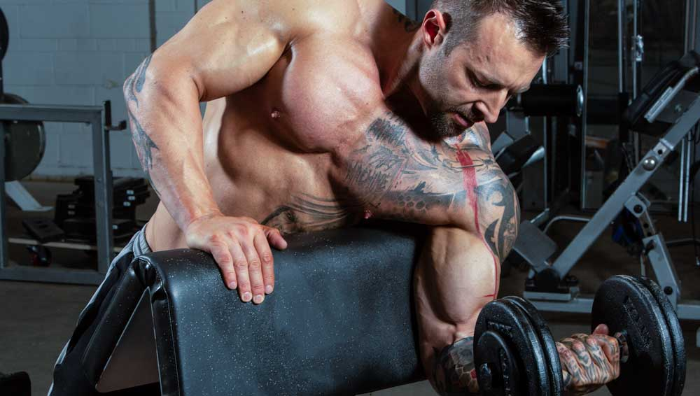 kris gethin muscle building day 12