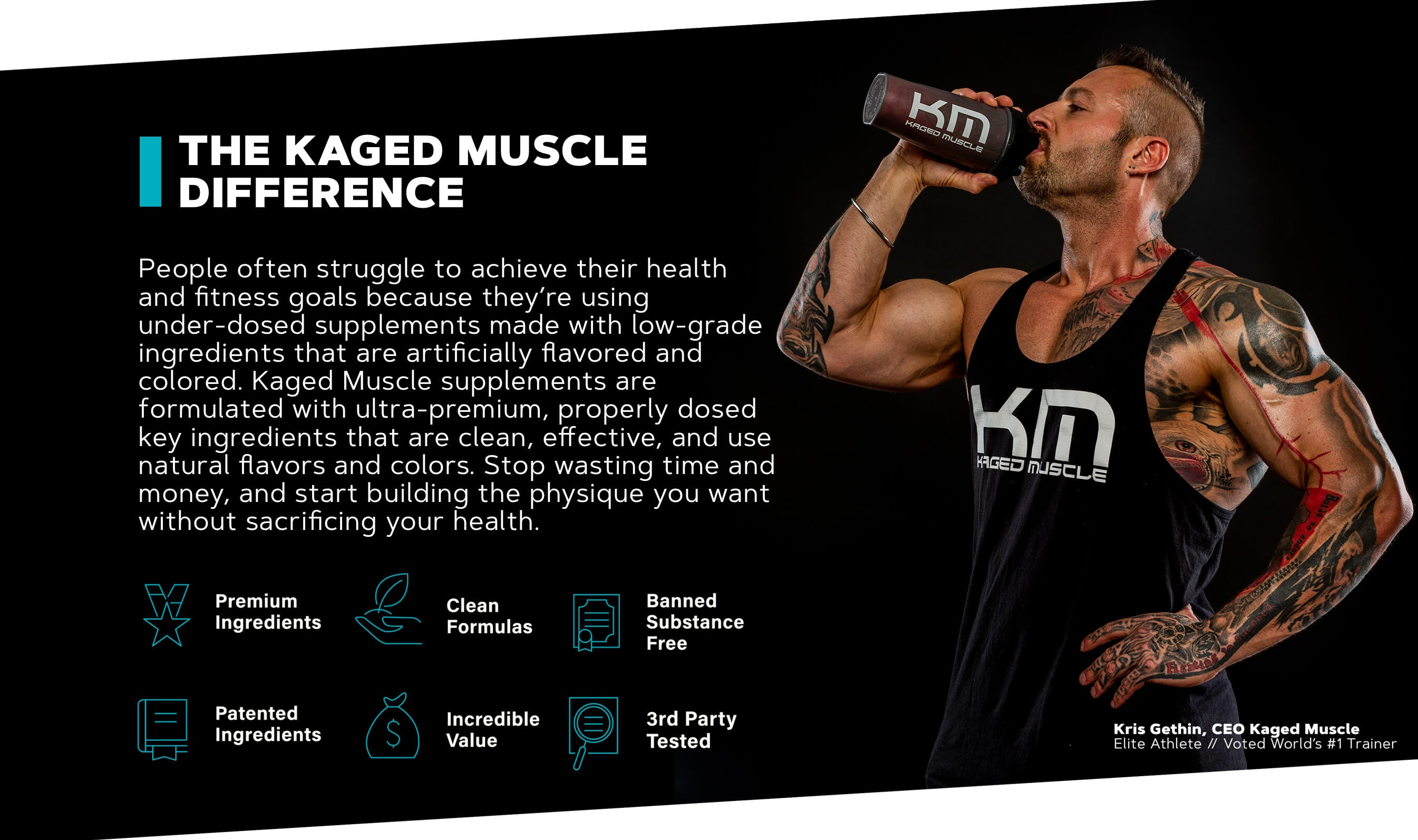 """BENEFIT OVERVIEW:   Improves Post-Workout Recovery  Supports Protein Synthesis Fuels Healthy Immune Function 100% Plant-Based + Vegan Third-Party Tested No Artificial Colors or Flavors   PATENTED MICROENCAPSULATION TECHNOLOGY  Utilizing a cutting edge patented technology, Microencapsulated Glutamine delivers ultra-pure glutamine coated in a unique plant-based protein matrix. This coating acts like a barrier protecting the glutamine through the digestion process, dramatically enhancing absorption and utilization in the gut.*  THE SHOCKING TRUTH ABOUT MOST GLUTAMINE Most companies get their glutamine from bird feathers, animal fur, or human hair, then use a harsh chemical process (hydrolyzation) to extract it. It's this animal byproduct that you're consuming to """"support"""" your health and fitness.   We use an industry-leading fermentation process, and extract our vegan glutamine from 100% plant-based sources. The result is a clean, scientifically advanced glutamine powder you can trust to help you replenish, recover, and rebuild."""