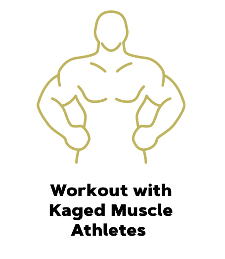Work Out with Kaged Muscle Athletes