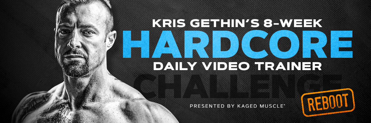 8 Week Hardcore Daily Video Trainer Challenge