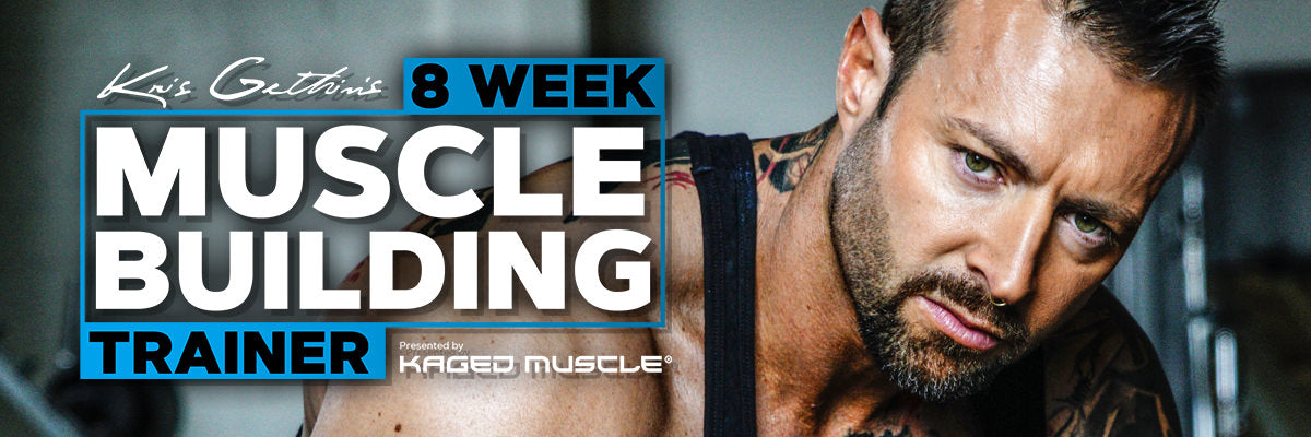 Muscle Building Trainer Challenge