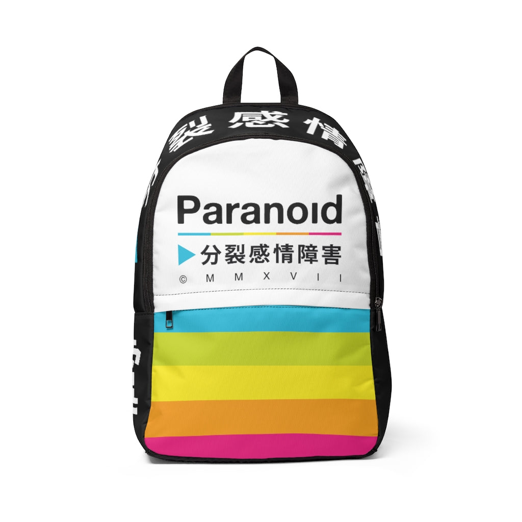 Paranoid Backpack