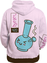 Load image into Gallery viewer, It's 4:20 Somewhere All Over Hoodie