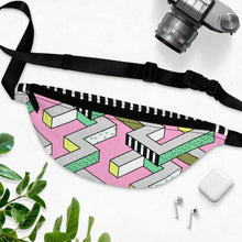 Load image into Gallery viewer, Geometrica Waist Bag