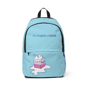 Kawaii Spilled Milk Backpack
