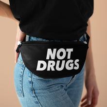 Load image into Gallery viewer, Not Drugs Waist Bag