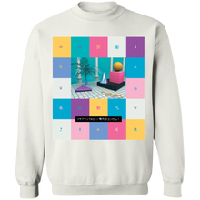 Load image into Gallery viewer, Lisa Frank 420 Crewneck Sweatshirt by palm-treat.myshopify.com for sale online now - the latest Vaporwave & Soft Grunge Clothing