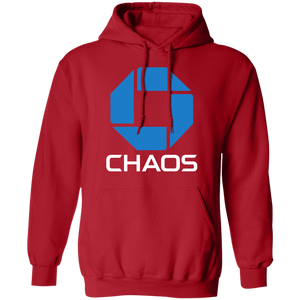 Chaos Hoodie by palm-treat.myshopify.com for sale online now - the latest Vaporwave & Soft Grunge Clothing