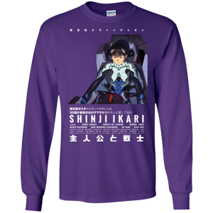 Shinji Long Sleeve T-Shirt