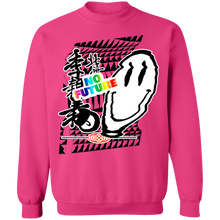Load image into Gallery viewer, No Future Crewneck Sweatshirt by palm-treat.myshopify.com for sale online now - the latest Vaporwave & Soft Grunge Clothing