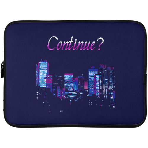 Continue Laptop Sleeve - 15 Inch