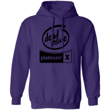 Load image into Gallery viewer, Black Out Dead Inside Hoodie by palm-treat.myshopify.com for sale online now - the latest Vaporwave & Soft Grunge Clothing