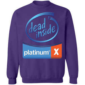 Dead Inside by palm-treat.myshopify.com for sale online now - the latest Vaporwave & Soft Grunge Clothing