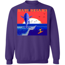 Load image into Gallery viewer, Special 8-bit Stories Maui Crewneck Sweatshirt by palm-treat.myshopify.com for sale online now - the latest Vaporwave & Soft Grunge Clothing
