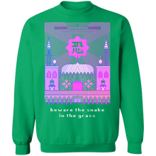 Load image into Gallery viewer, Beware the Snakes Crewneck Jumper