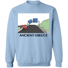 Load image into Gallery viewer, Ancient Greece Crewneck Sweatshirt