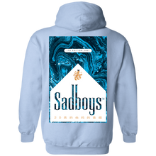 Load image into Gallery viewer, Sadboys Ltd. Edition Blue Hoodie