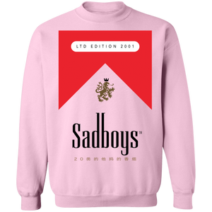 Smokers' Choice OG Crewneck Sweatshirt by palm-treat.myshopify.com for sale online now - the latest Vaporwave & Soft Grunge Clothing